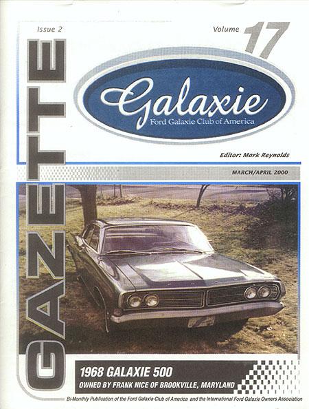 Galaxie Gazette Archives