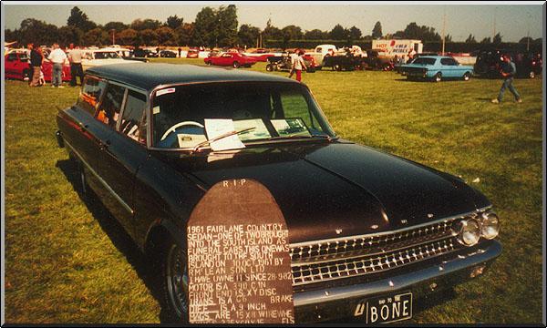 Ford Galaxie Club Of America Brian Hurst S 1961 Fairlane
