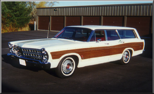 1967 ford country squire for sale. Black Bedroom Furniture Sets. Home Design Ideas