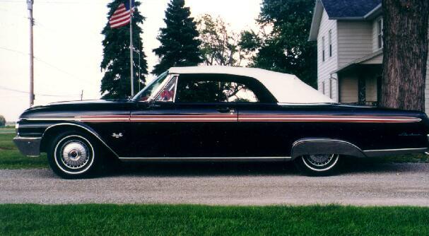Ford Galaxie Club Of America International Car Show