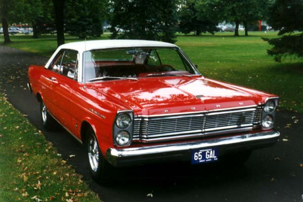 1965 Galaxie 500: owned by Thomas & Julie Van Huysen of Allen Park,