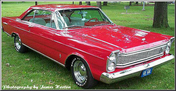 1965 Galaxie 500-XL 2 Door Hardtop: owned by Arthur Schumborg of Clawson