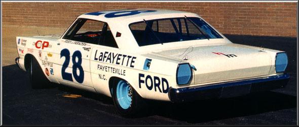 Ford Galaxy 65 Fred Lorenzen terminée Fred-lorenzen-65a