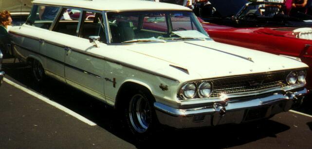 1963 Country Sedan Wagon