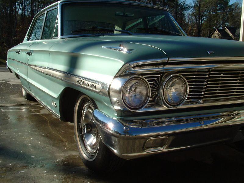 1964 Ford Galaxie 4 Door