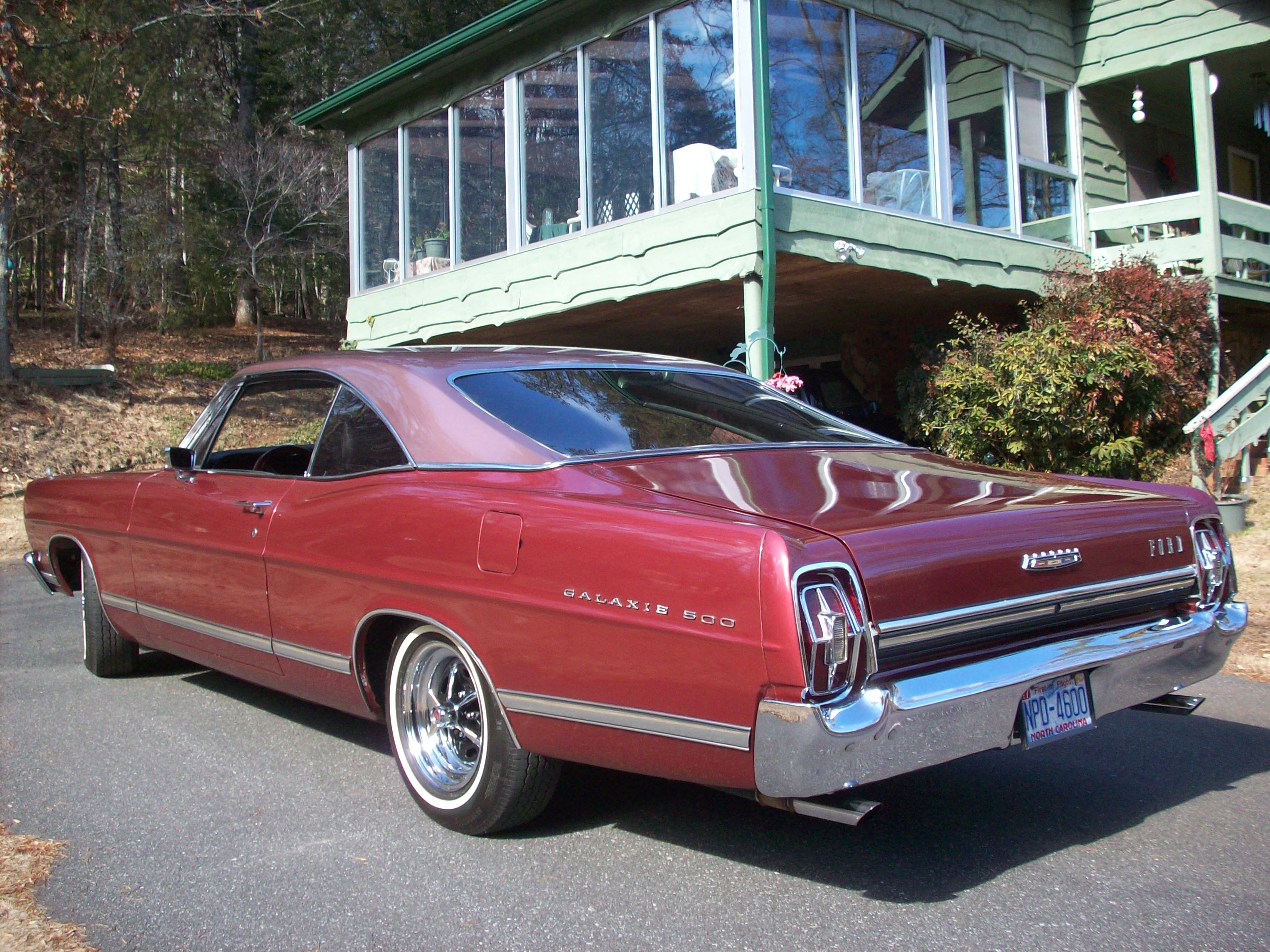 1967 Galaxie 500 2 door